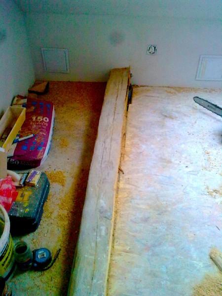 Obložení starého trámu: img00051-jpg