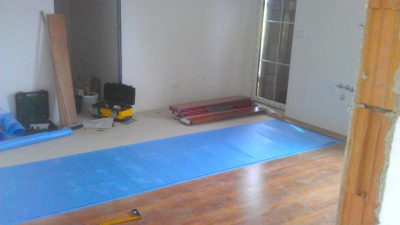 Pokládka plovoucí podlahy v domě: img00099-jpg