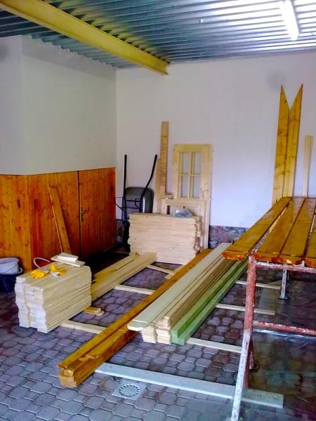 Sestavení zahradního domku s přístřeškem: img00127-jpg