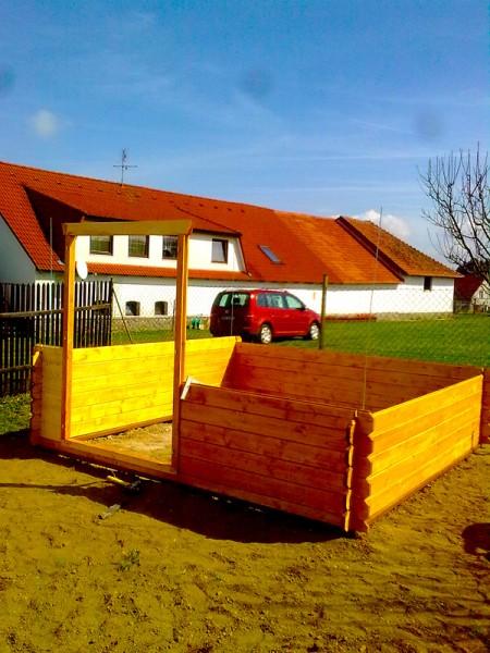 Sestavení zahradního domku s přístřeškem: img00131-jpg