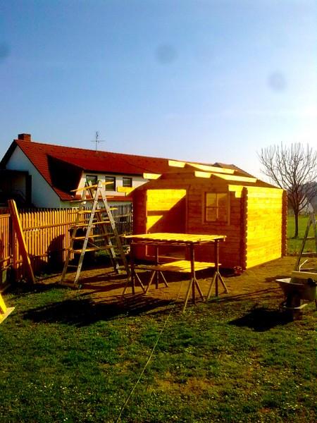 Sestavení zahradního domku s přístřeškem: img00137-jpg
