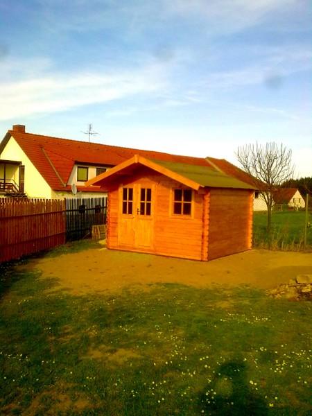 Sestavení zahradního domku s přístřeškem: img00138-jpg