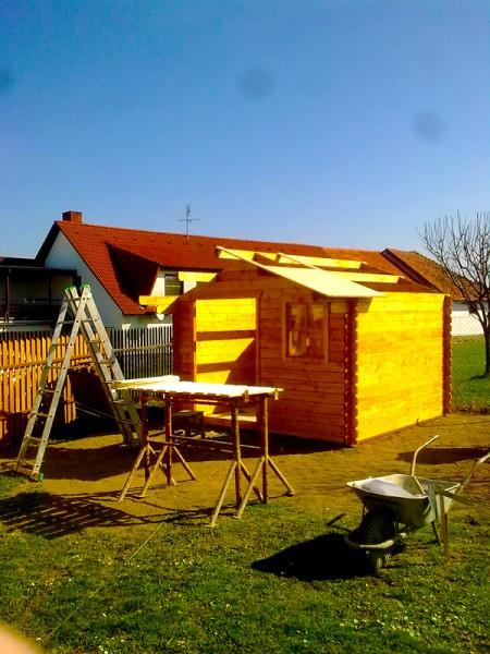 Sestavení zahradního domku s přístřeškem: img00140-jpg