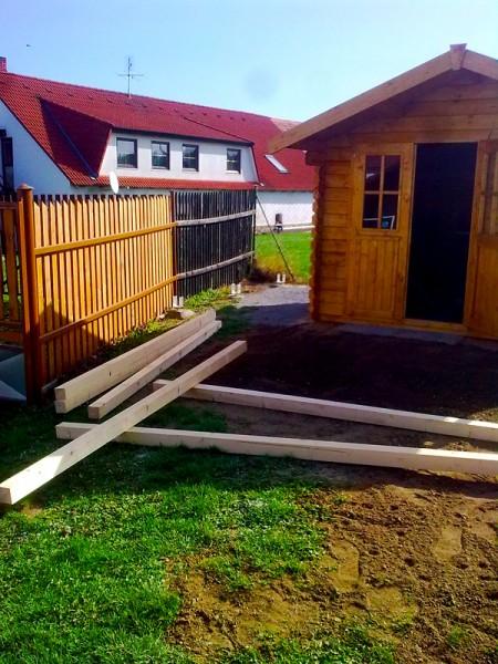 Sestavení zahradního domku s přístřeškem: img00143-jpg