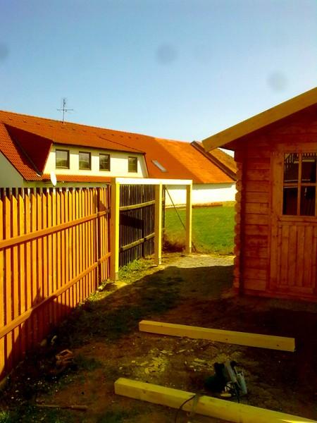 Sestavení zahradního domku s přístřeškem: img00145-jpg