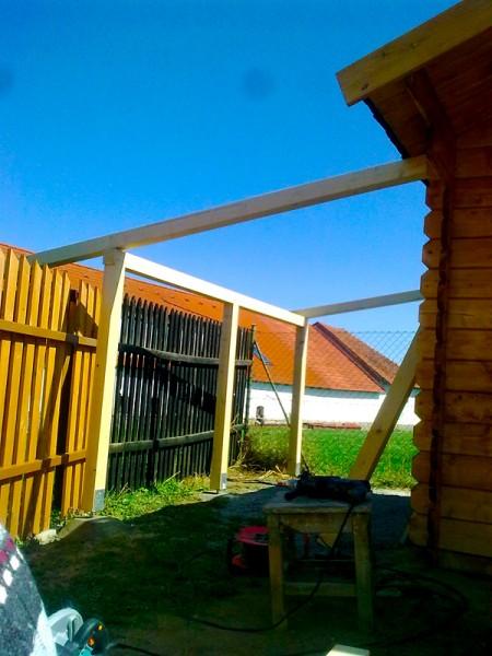 Sestavení zahradního domku s přístřeškem: img00146-jpg