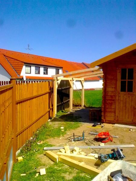 Sestavení zahradního domku s přístřeškem: img00147-jpg