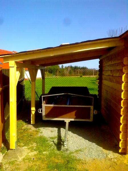 Sestavení zahradního domku s přístřeškem: img00149-jpg