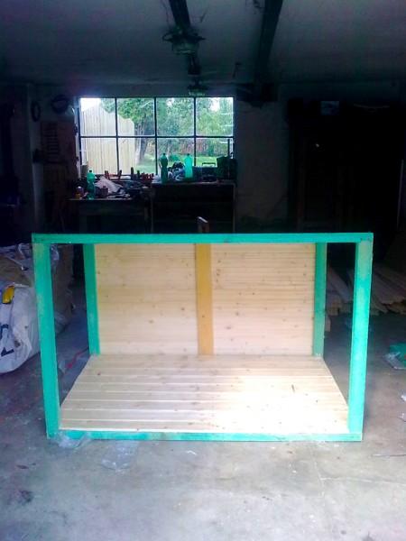 Výroba boudy pro psa: img00155-jpg