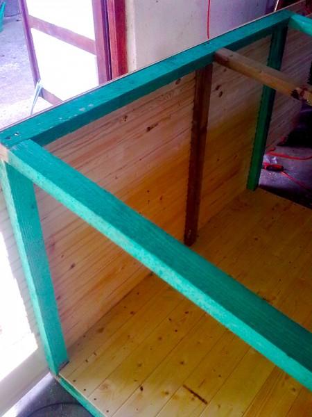 Výroba boudy pro psa: img00156-jpg