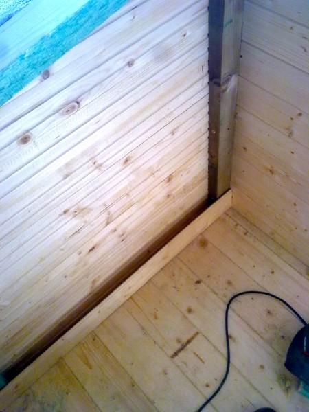 Výroba boudy pro psa: img00161-jpg
