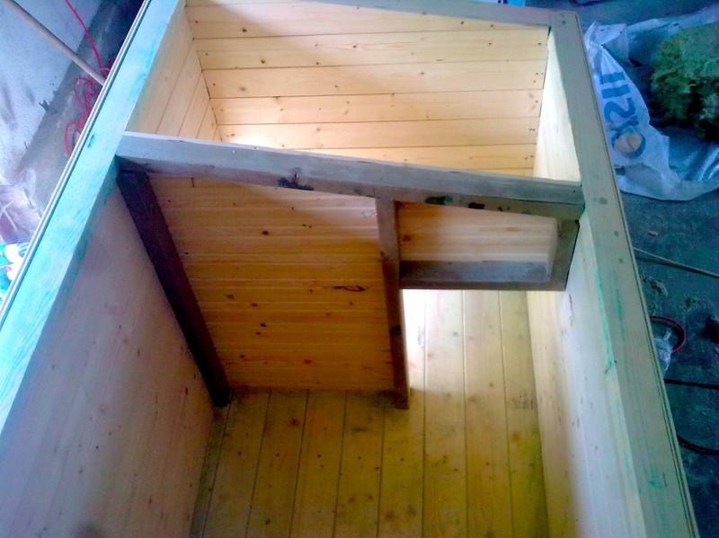 Výroba boudy pro psa: img00163-jpg