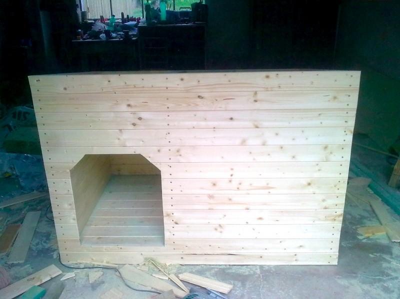 Výroba boudy pro psa: img00164-jpg