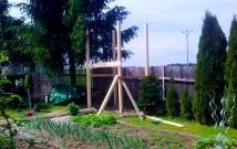 Hodinový manžel Praha: Výroba zastřešení grilu